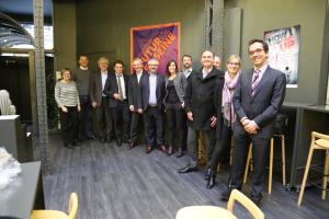 L'avancement de la taskforce franco-britannique sur l'économie de la donnée